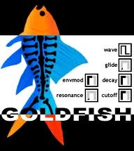The Goldfish GUI as it appeared in Griff