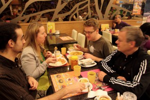HK group dinner