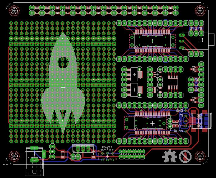 Protoboard-Analog-V1