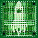 fsm 5x5 protoboard