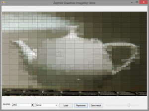 teapot screenshot