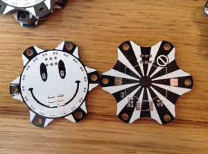 DirtyPCB smileys