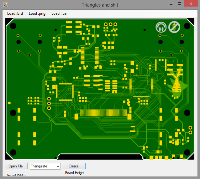 Dealing with PCB artwork: procedural vector art tooling for Eagle ...