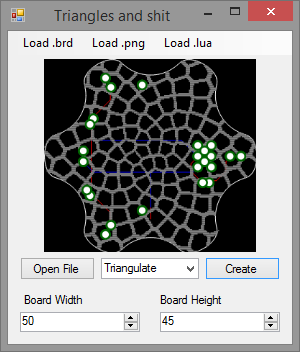 Eagle Board Rendering In C#