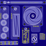 "The touchpanel revisisted - better layout, controllers for each board, better vias... electronics is never ""done"""