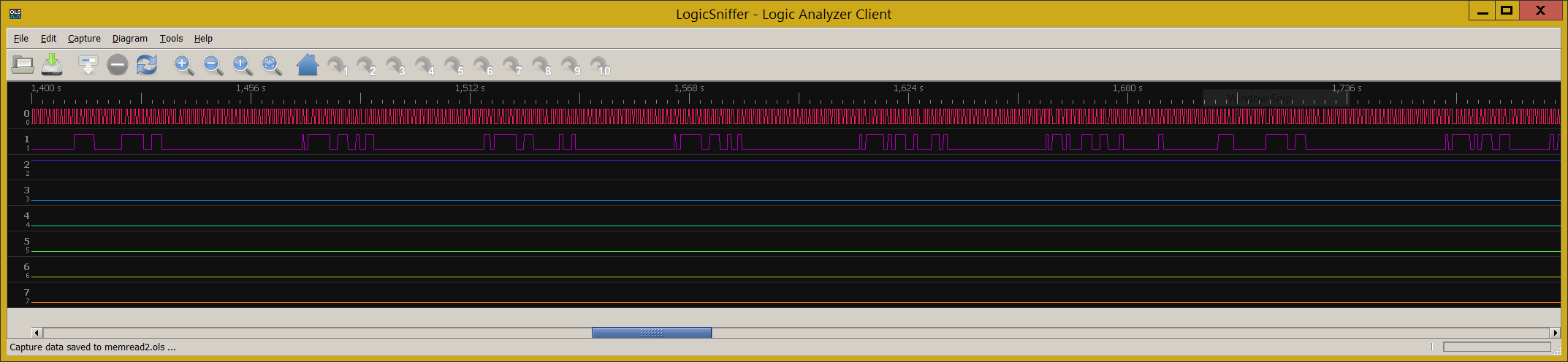2015-02-02-0219 - Logic capture of the init sequence made by jlink