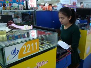 CMOS buying stall