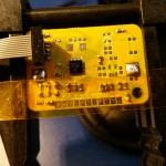 Kapton tape for safety